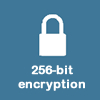 remote backup white label 256 bit encryption