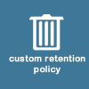 remote backup white label custom retention policy